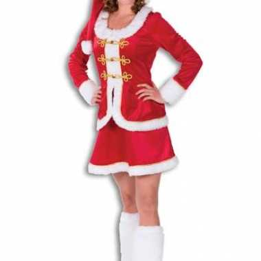 Compleet kerstvrouwen outfit