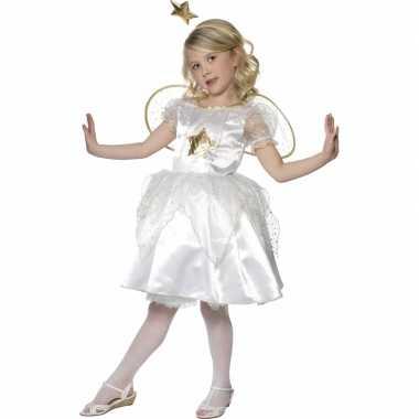 Engelen carnavalsoutfit meisje