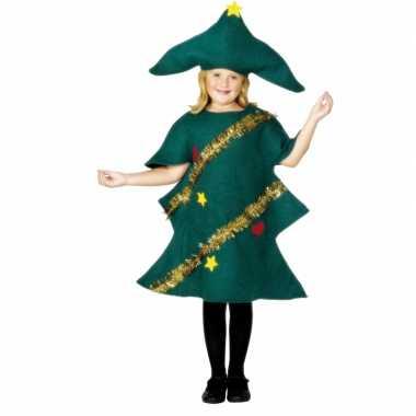 Kerstboom outfitje voor kinderen
