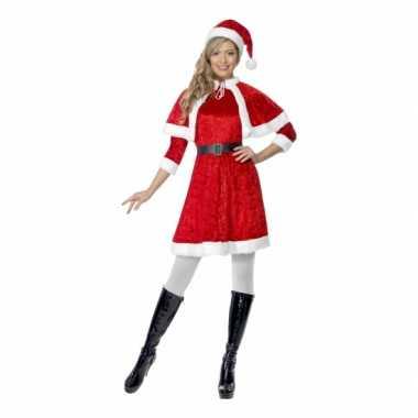 Rood kerstjurkje voor dames