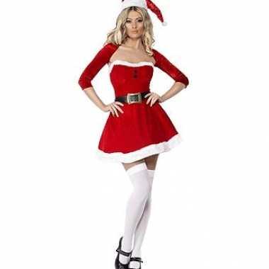 sexy kerst jurkje