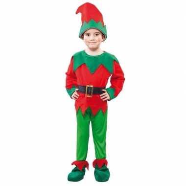 Voordelige kerst elf outfit voor een kind